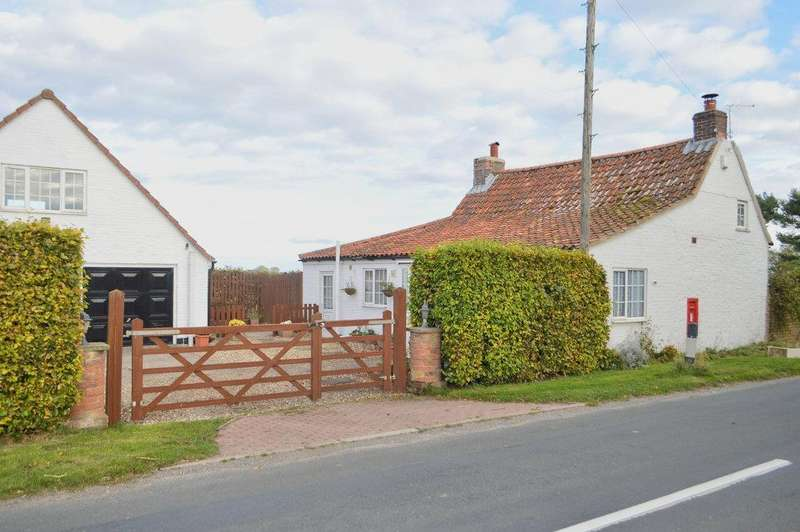 3 Bedrooms Cottage House for sale in Letter Box Cottage, Marton