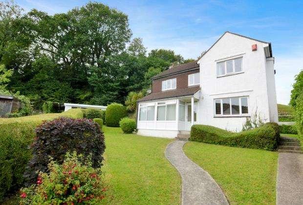 4 Bedrooms Detached House for sale in Dart Bridge Road, Buckfastleigh, Devon