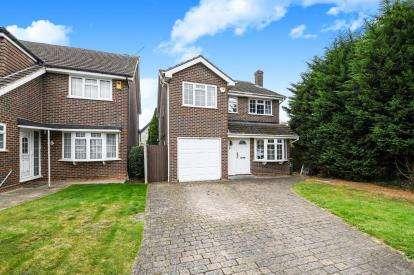 4 Bedrooms Detached House for sale in Billericay, Essex, X