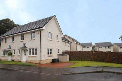 2 Bedrooms Semi Detached House for sale in McKenna Avenue, Stoneywood