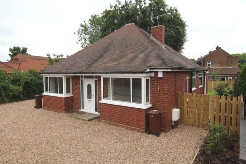 4 Bedrooms Detached Bungalow for sale in 61 High Street, Epworth, Doncaster, South Yorkshire