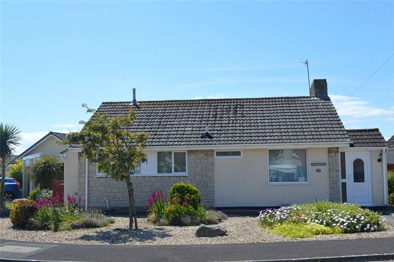 2 Bedrooms Detached Bungalow for sale in Links Gardens, Burnham-on-Sea, Somerset, TA8