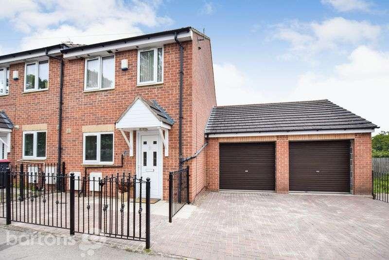 2 Bedrooms Property for sale in Monkwood Road, Rawmarsh
