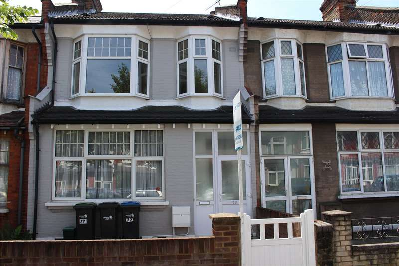 3 Bedrooms Property for sale in Shrewsbury Road, Bounds Green, London