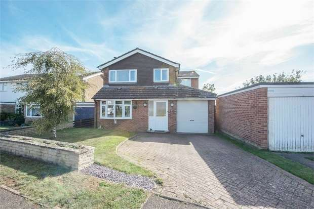 4 Bedrooms Detached House for sale in Glebe Road, Deanshanger, Milton Keynes, Northamptonshire