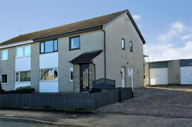 2 Bedrooms Flat for sale in Swan Place, Ellon, Aberdeenshire