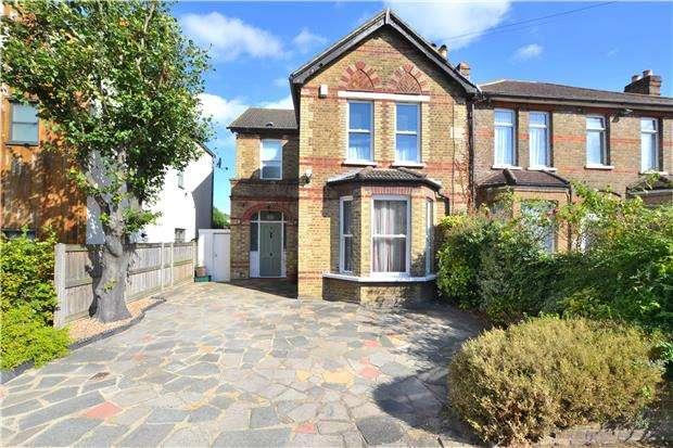 3 Bedrooms Semi Detached House for sale in Elgin Road, WALLINGTON, Surrey, SM6 8RE