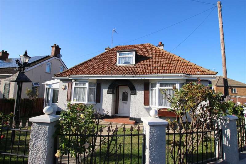 2 Bedrooms Detached Bungalow for sale in Limbury Road, Luton