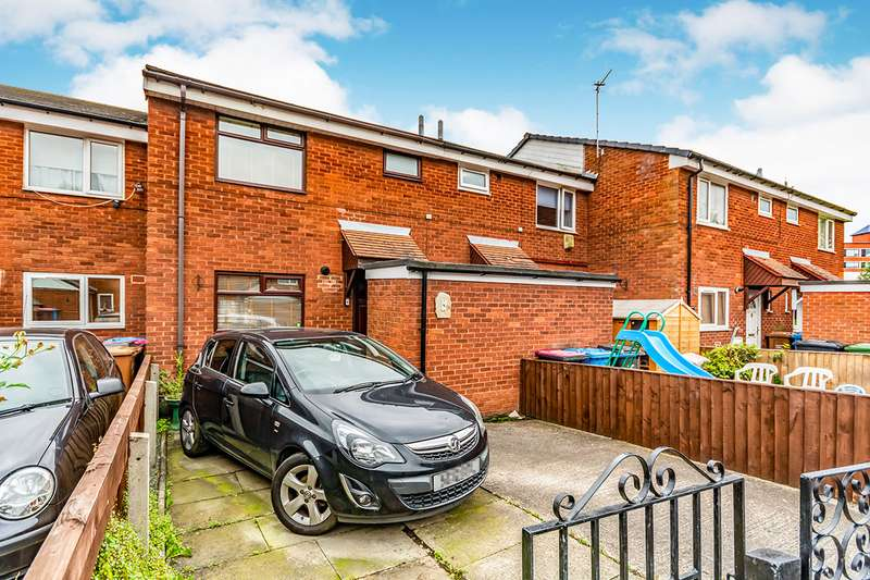 3 Bedrooms House for sale in Weedall Avenue, Salford, M5