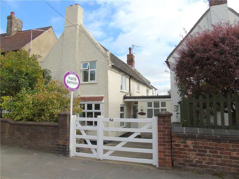 3 Bedrooms Detached House for sale in High Street, Loscoe, Heanor, Derbyshire, DE75