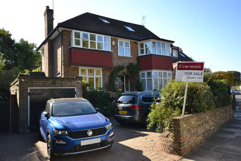 5 Bedrooms House for sale in Manor Road, Teddington, TW11