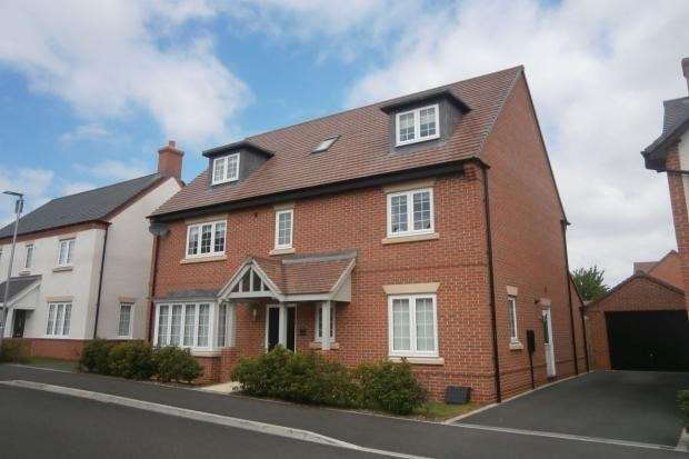 6 Bedrooms Detached House for sale in Quincy Close, Nuneaton, CV11