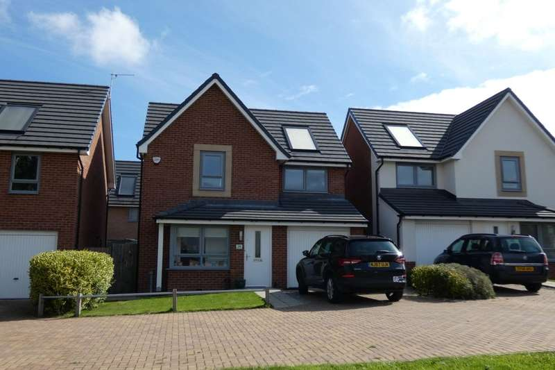 3 Bedrooms Detached House for rent in Byrewood Walk, Newcastle Upon Tyne, NE3
