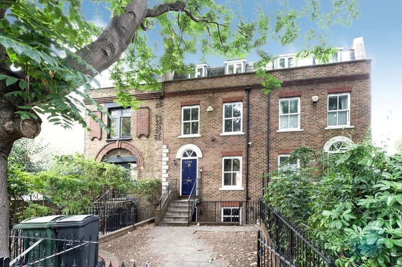 4 Bedrooms Terraced House for sale in . Lambeth Road, London, SE1