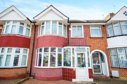 3 Bedrooms Terraced House for sale in Eton Grove, Kingsbury, London, England
