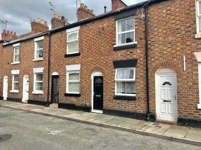 2 Bedrooms Terraced House for sale in Walter Street, Chester, Cheshire, CH1