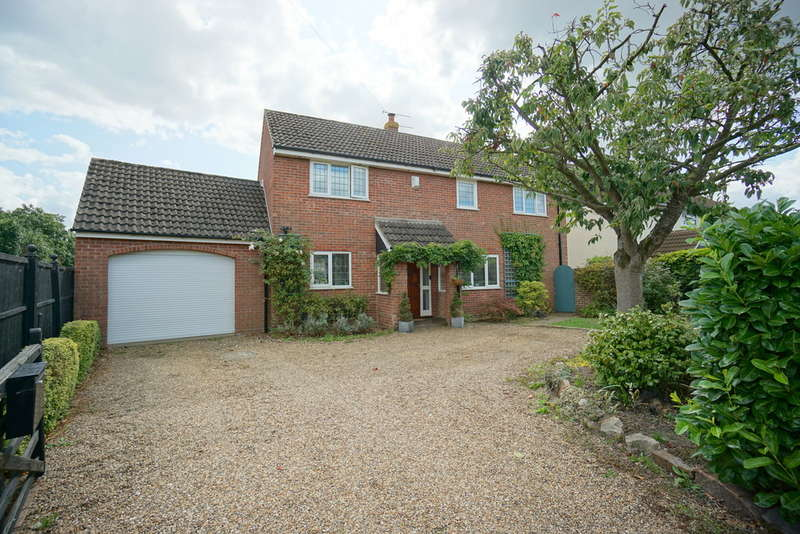 4 Bedrooms Detached House for sale in The Street, Gillingham, Beccles