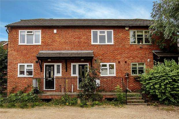 2 Bedrooms Terraced House for sale in North Town Road, Maidenhead, Berkshire