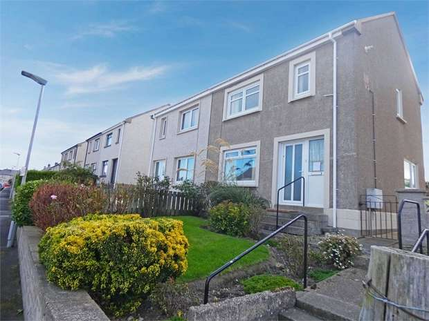 2 Bedrooms Semi Detached House for sale in Morven Crescent, Findochty, Buckie, Moray