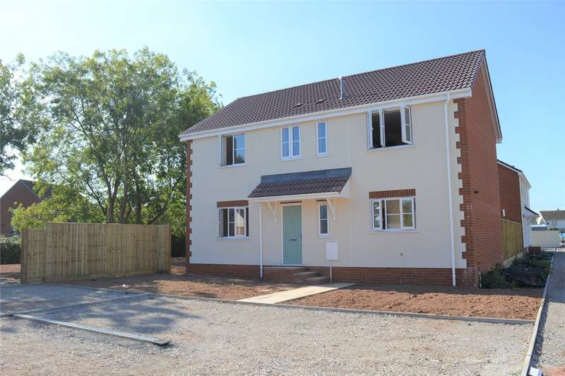 4 Bedrooms Detached House for sale in Meadow Drive, East Huntspill, Somerset, TA9