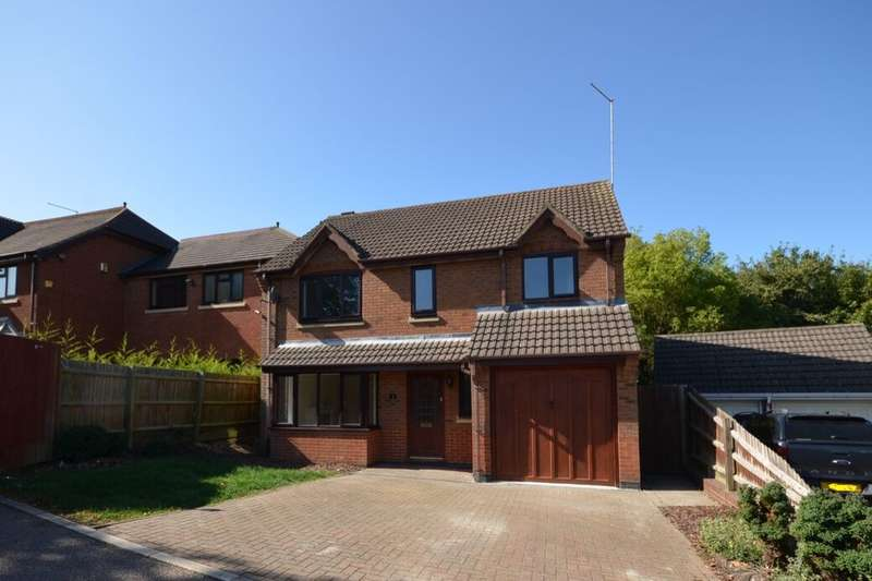 4 Bedrooms Detached House for rent in Leith Court, Northampton, NN4