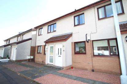 2 Bedrooms Flat for sale in Rugby Road, Kilmarnock