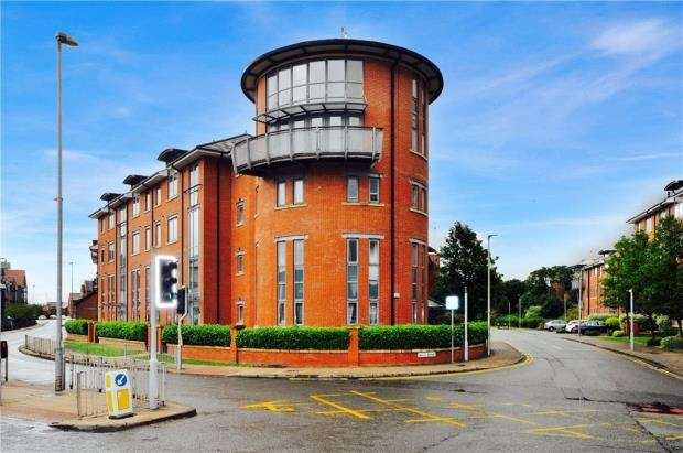 2 Bedrooms Apartment Flat for sale in Thursfield Court, New Crane Street, Chester