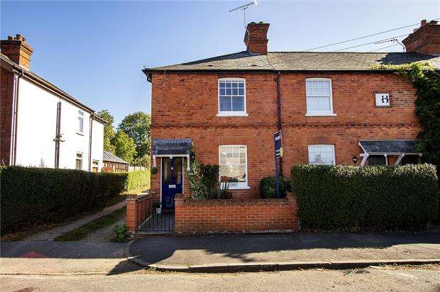 3 Bedrooms End Of Terrace House for sale in Penyston Road, Maidenhead, Berkshire