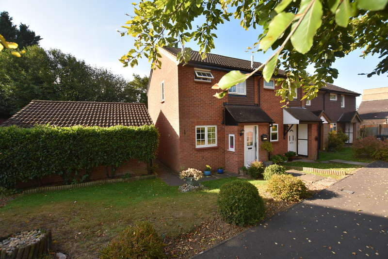 2 Bedrooms End Of Terrace House for sale in Furtherfield, Abbots Langley