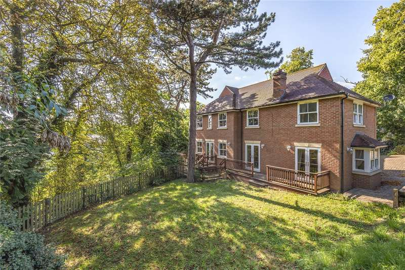 5 Bedrooms Detached House for sale in Arbour Lane, Chelmsford, Essex, CM1