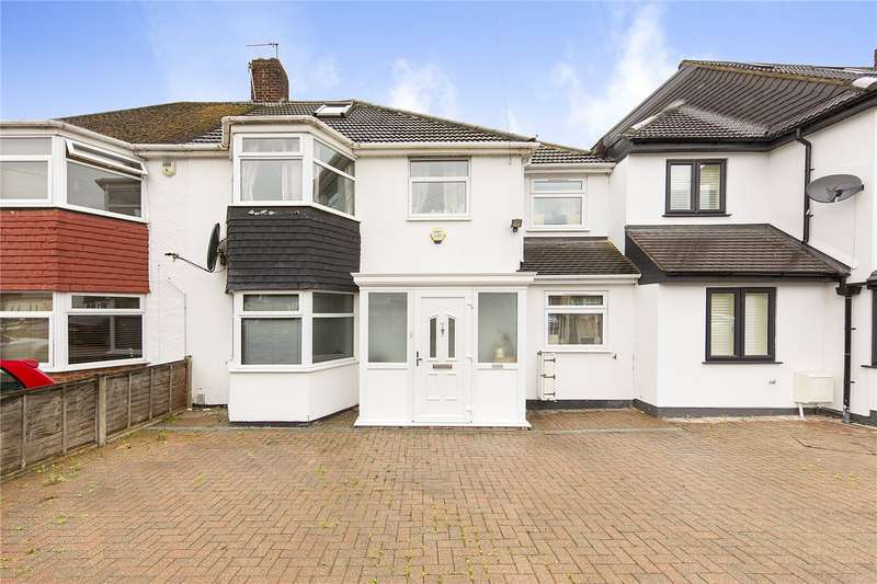 6 Bedrooms Terraced House for sale in Cheriton Avenue, Ilford, IG5