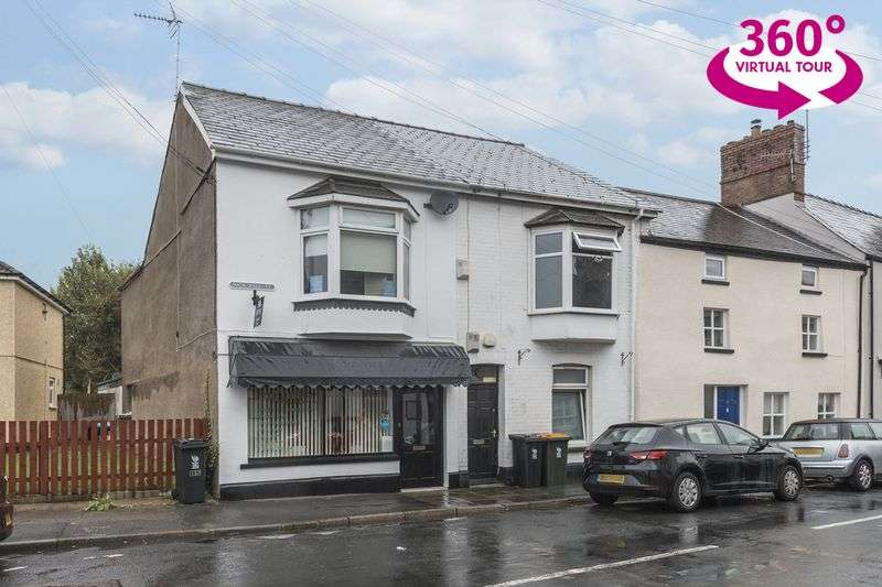 1 Bedroom Property for sale in Backhall Street Caerleon, Newport