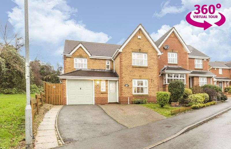 4 Bedrooms Property for sale in Rockfield Grove Undy, Caldicot