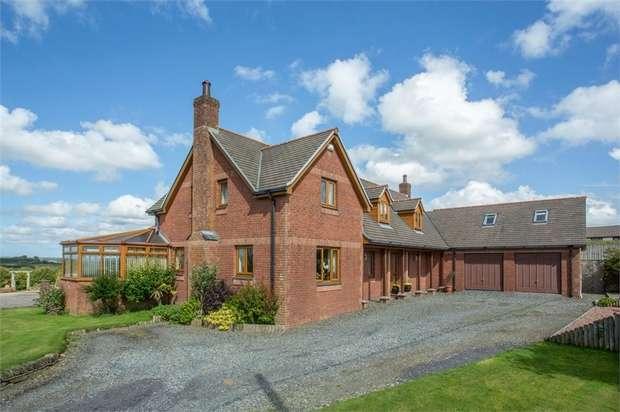 5 Bedrooms Detached House for sale in Staddon Road, Holsworthy, Devon