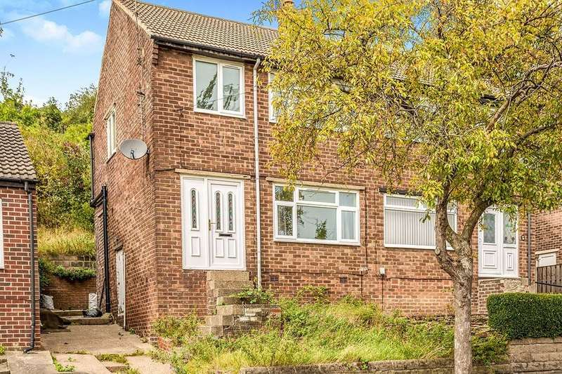 3 Bedrooms Semi Detached House for sale in Jenkin Avenue, Sheffield, S9