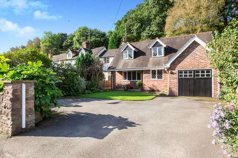 3 Bedrooms Detached House for sale in Whitemore, Congleton, Cheshire, CW12