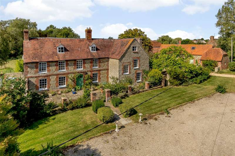 6 Bedrooms Detached House for sale in Faringdon Road, Stanford in the Vale, Faringdon, Oxfordshire, SN7