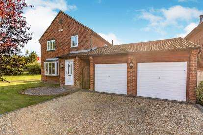 4 Bedrooms Detached House for sale in Winpenny Close, Yarm, Stockton On Tees
