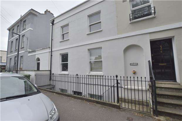 2 Bedrooms Flat for sale in St. Phillips Street, CHELTENHAM, Gloucestershire, GL50 2BP