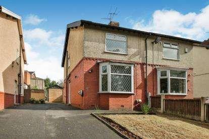 2 Bedrooms Semi Detached House for sale in Casterton Avenue, Burnley, Lancashire, BB10