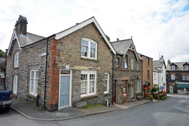 1 Bedroom Terraced House for sale in 6 Brade Street, Broughton In Furness, Cumbria