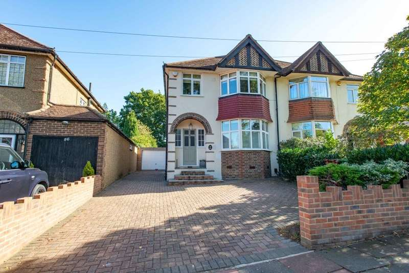 3 Bedrooms Semi Detached House for sale in Birchwood Avenue, Sidcup, DA14
