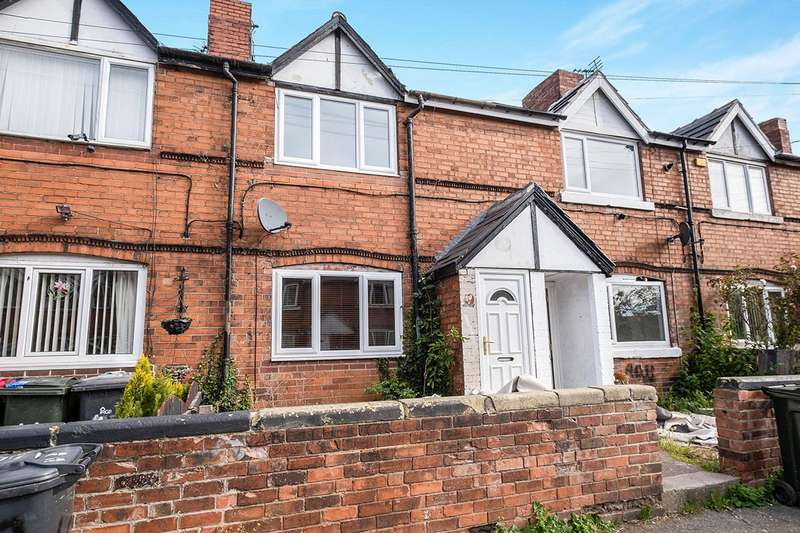 3 Bedrooms House for sale in Leicester Road, Dinnington, S25