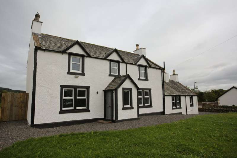 4 Bedrooms Detached House for sale in Crocketford, Dumfries, Dumfries and Galloway, DG2