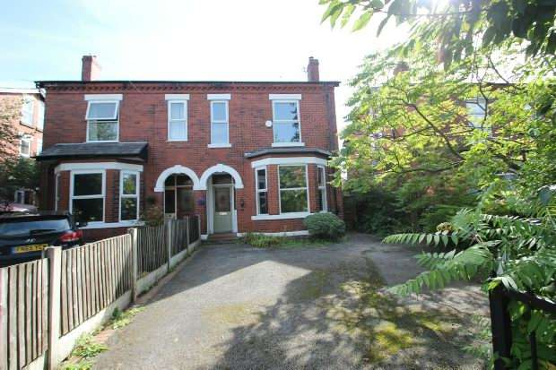 4 Bedrooms Semi Detached House for sale in Wardle Road, Sale