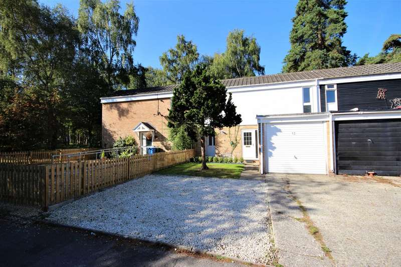 3 Bedrooms End Of Terrace House for sale in Dryden, Bracknell