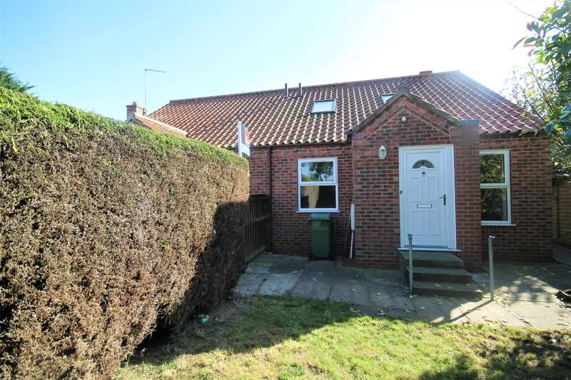 3 Bedrooms End Of Terrace House for sale in Riverside Close, York, YO41 4DU