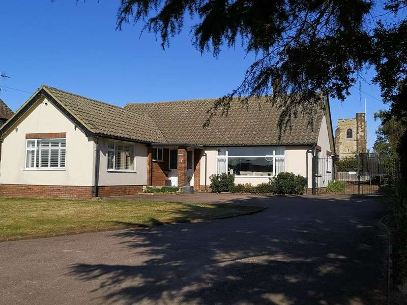 3 Bedrooms Detached Bungalow for sale in Sundon Road, Streatley, LU3