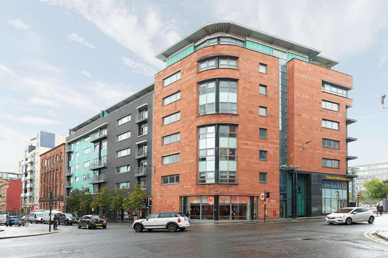 2 Bedrooms Flat for sale in High Street, Glasgow, G1 1QN