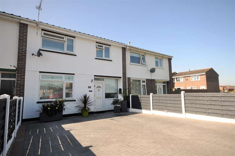 3 Bedrooms Terraced House for sale in Auckland Road, Blacon, Chester